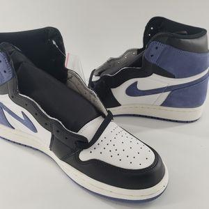 Nike Air Jordan 1 Retro High OG 555088 115 Size 10